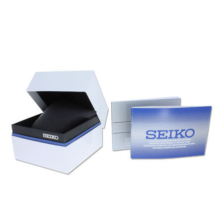 Seiko Quartz Analog SGEE09 Watch (New with Tags)