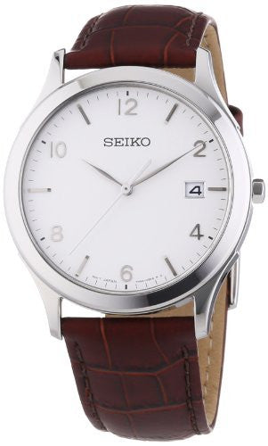 Seiko Quartz Analog SGEE09P1 Watch (New with Tags)