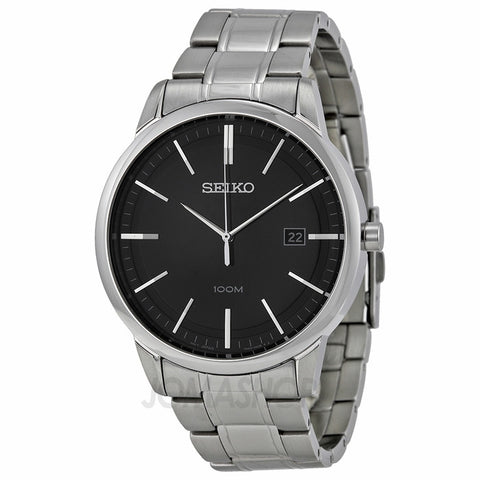 Seiko Quartz SGEH09 Watch (New with Tags)