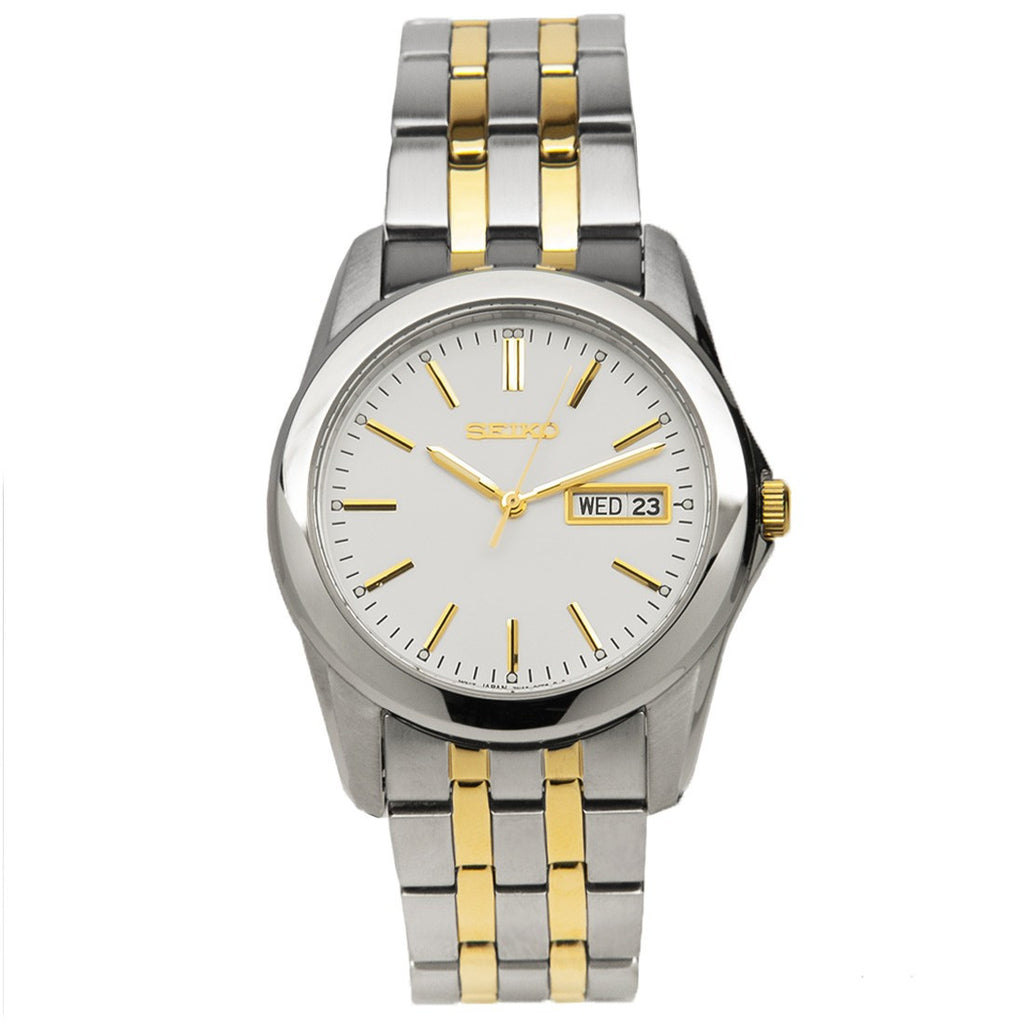 Seiko Quartz Analog SGGA45P1 Watch (New with Tags)