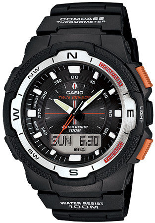 Casio Outgear Analog SGW-500H-1BVDR Watch (New with Tags)