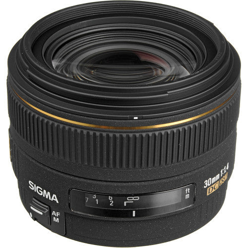 Sigma 30mm F1.4 EX DC DN Contemporary Lens (Sony)