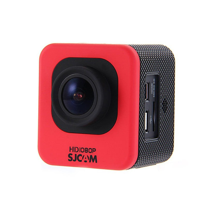 SJCAM M10 Cube Mini 1080p Full HD Action Sport Camera Red