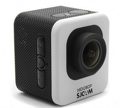 SJCAM M10 Cube Mini 1080p Full HD Action Sport Camera Silver