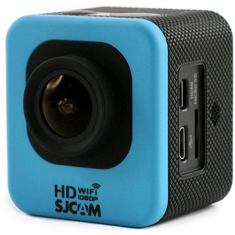SJCAM M10 Cube Mini WiFi 1080p Full HD Action Sport Camera Blue