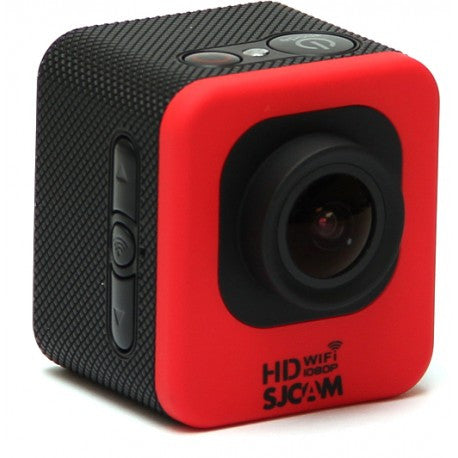 SJCAM M10 Cube Mini WiFi 1080p Full HD Action Sport Camera Red
