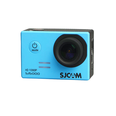 SJCAM SJ5000 1080p Full HD DVR Action Sport Camera Blue