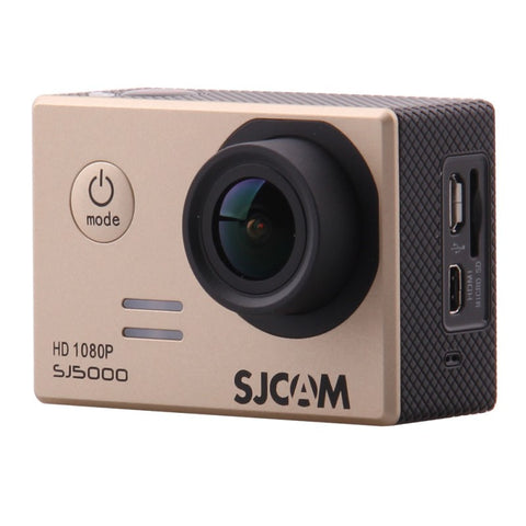 SJCAM SJ5000 1080p Full HD DVR Action Sport Camera Gold
