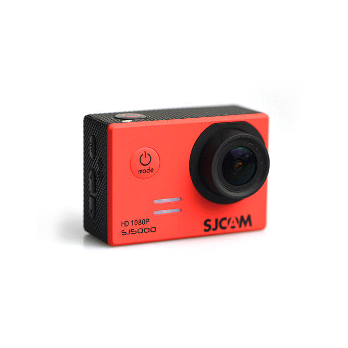 SJCAM SJ5000 1080p Full HD DVR Action Sport Camera Red