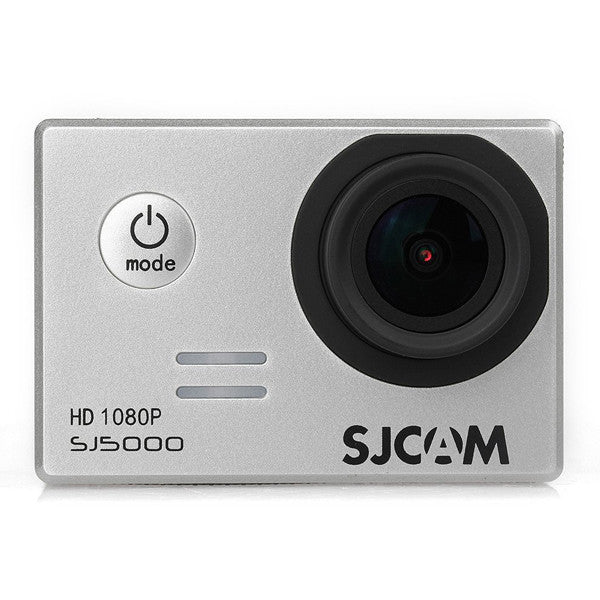 SJCAM SJ5000 1080p Full HD DVR Action Sport Camera Silver