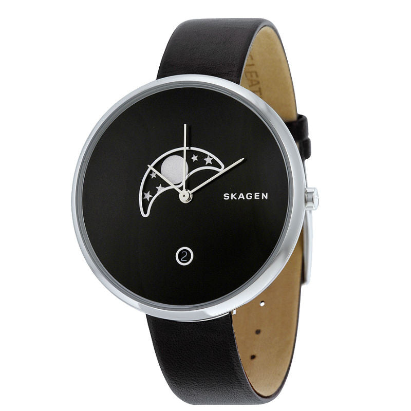 Skagen Gitte Moon Phase SKW2372 Watch (New With Tags)