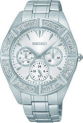 Seiko Lord Series Swarovski Quartz SKY673 Watch (New with Tags)