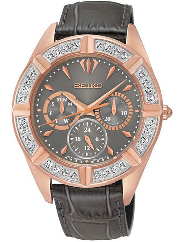 Seiko Lord Series Swarovski SKY684 Watch (New with Tags)