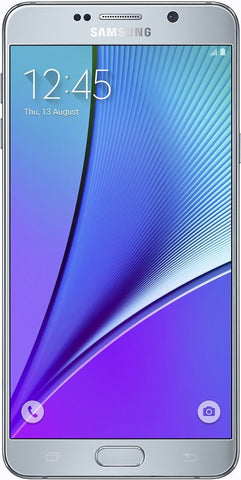 Samsung Galaxy Note 5 Duos 32GB 4G LTE Silver (SM-N920CD) Unlocked