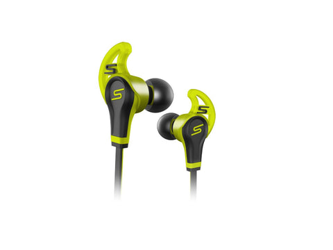 SMS Audio Sync By 50 In-Ear Wireless Sport Earbud Headset Yellow