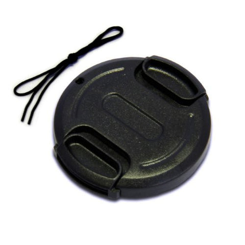 Maximal Power 43mm Snap-On Lens Cap Black
