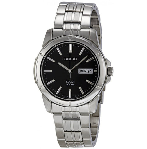 Seiko Solar SNE093 Watch (New with Tags)
