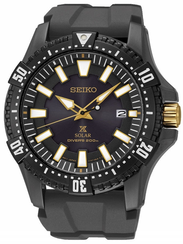 Seiko Prospex Divers Solar SNE373 Watch (New with Tags)