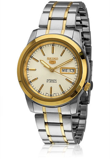Seiko 5 Automatic SNKE54 Watch (New with Tags)