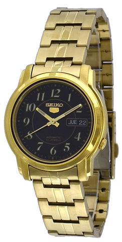 Seiko 5 Automatic SNKL96 Watch (New with Tags)