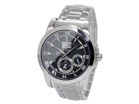 Seiko Premier Kinetic Perpetual SNP093 Watch (New with Tags)