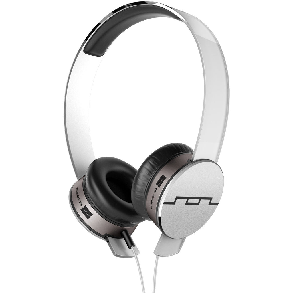 SOL Republic Tracks HD On-Ear Headphones (White)