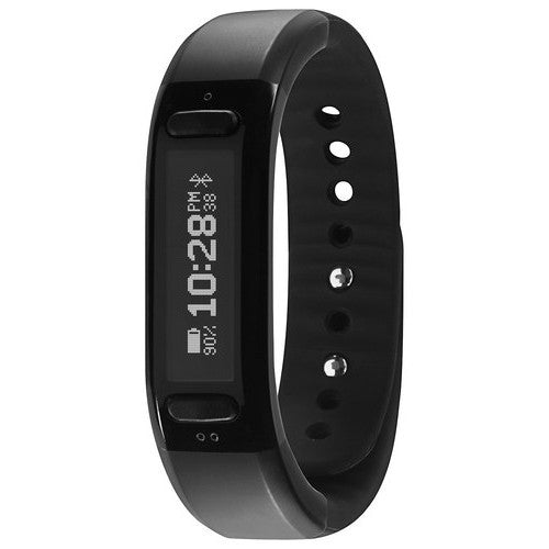 Soleus GO Activity and Sleep Tracker (Black)