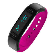Soleus GO Activity and Sleep Tracker (Pink)