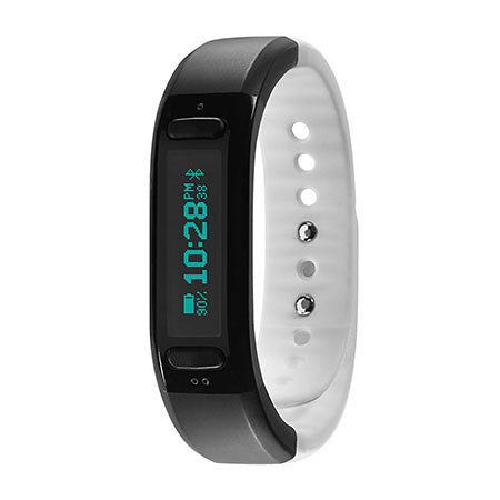 Soleus GO Activity and Sleep Tracker (White)