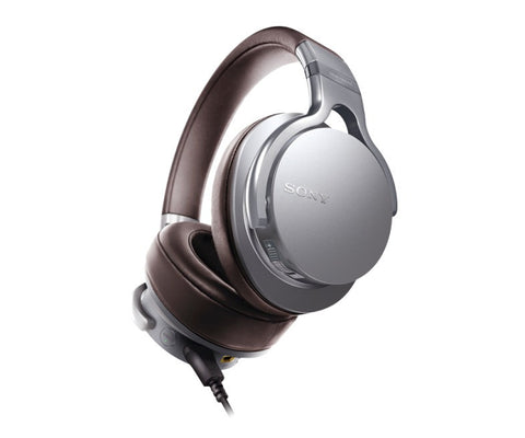 Sony MDR-1ABT  High-Resolution Audio Bluetooth Headphones (Silver)