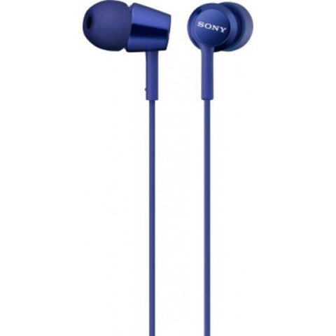 Sony Ear Headset MDREX150APLIQE (Blue)