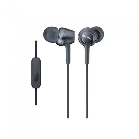 Sony Ear Headset MDREX250APBQE (Black)