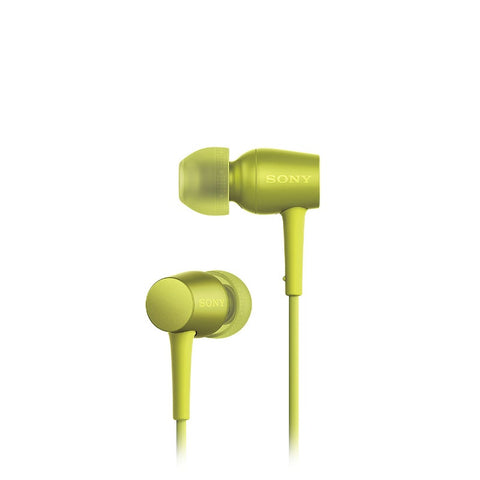 Sony H.ear in Wireless Headphone MDREX750BT/Y (Yellow)