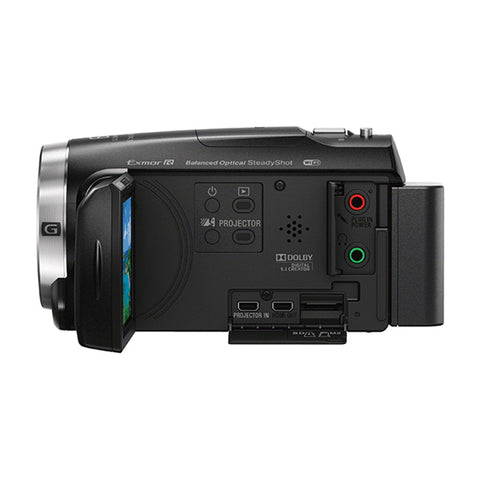Sony HDR-PJ675 Full HD Camcorder with Built-in Projector