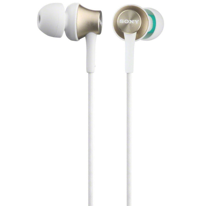 Sony In-Ear Monitor Headphones MDR-EX450-N (Pearl Gold)