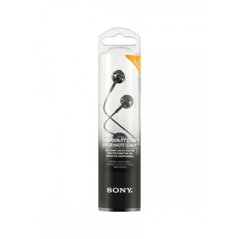 Sony MDR-EX110LP In-Earphone (Black)