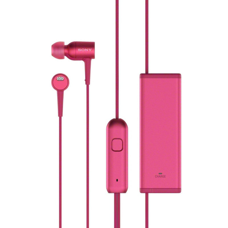 Sony MDR-EX750NA In-Earphone (Bordeaux Pink)