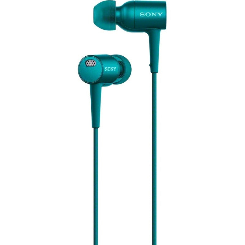 Sony MDR-EX750NA In-Earphone (Viridain Blue)