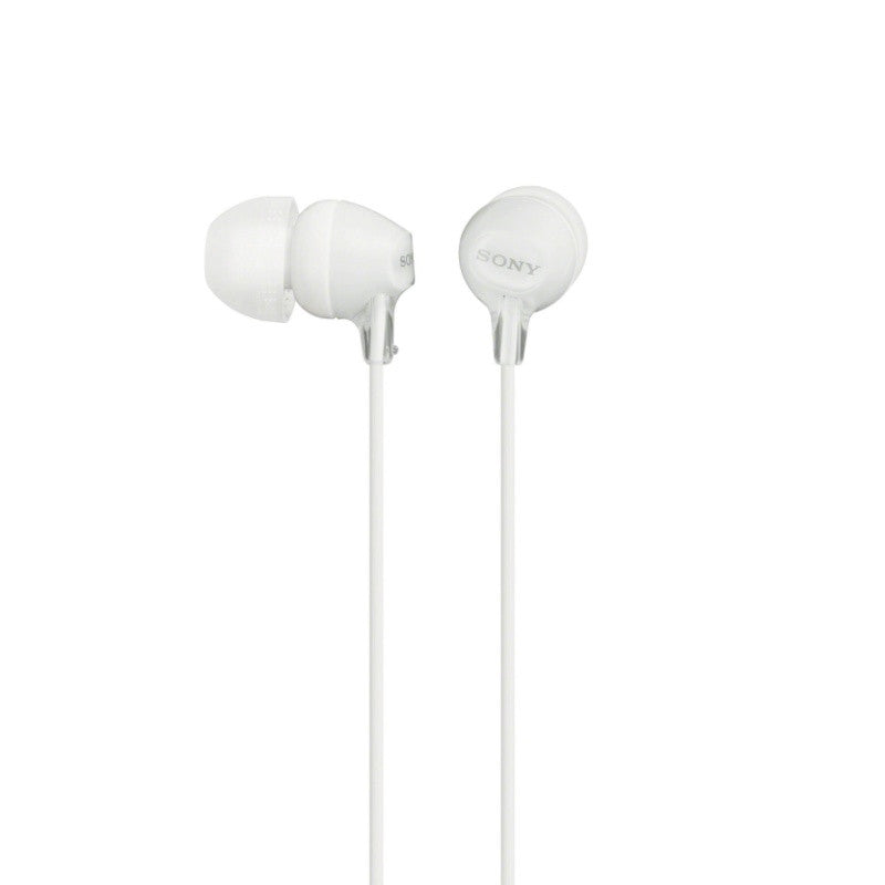 Sony MDR EX15LP Earphone (White)