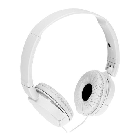 Sony MDRZX110A ZX  Smartphone Headset with Mic (White)