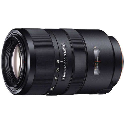 Sony SAL70300G2 70-300mm f4.5-5.6 G Lens