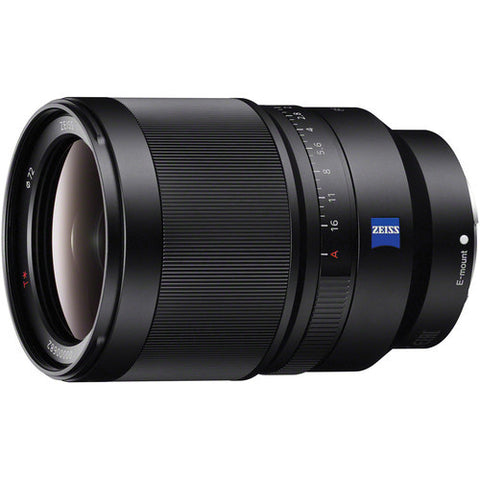 Sony SEL35F14Z Distagon T* FE 35mm F1.4 ZA Lens