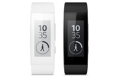 Sony SWR30 SmartBand Talk White