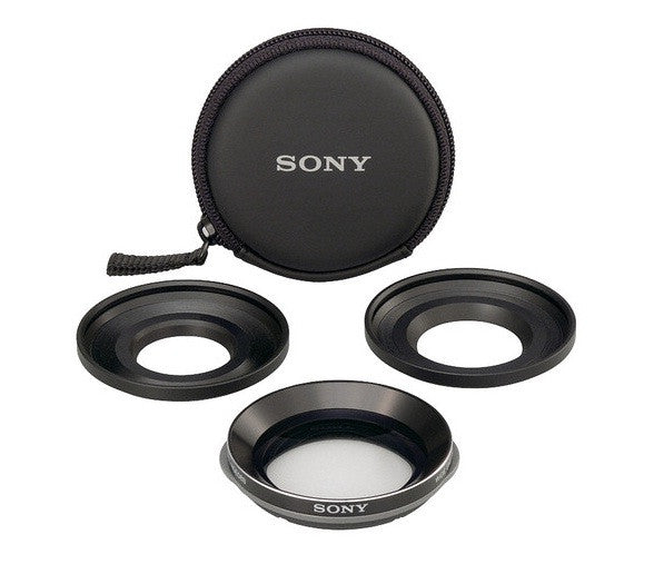 Sony VCL-HGE08B Wide-End Conversion Lens