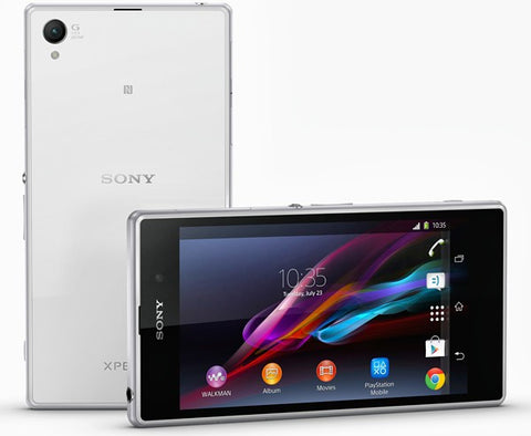 Sony Xperia Z1 16GB 3G White (C6902) Unlocked