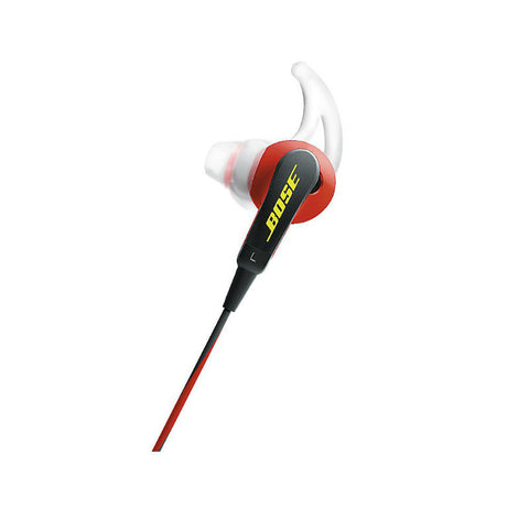 Bose SoundSport In-Ear Headphones for Apple Devices (Power Red)