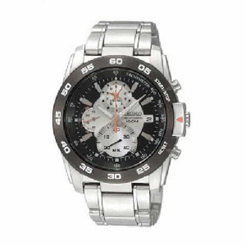 Seiko Criteria Chronograph SPC025P1 Watch (New With Tags)