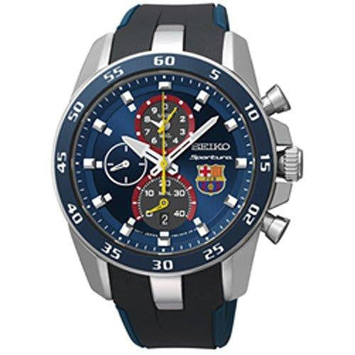 Seiko Barcelona Chronograph SPC089 Watch (New with Tags)