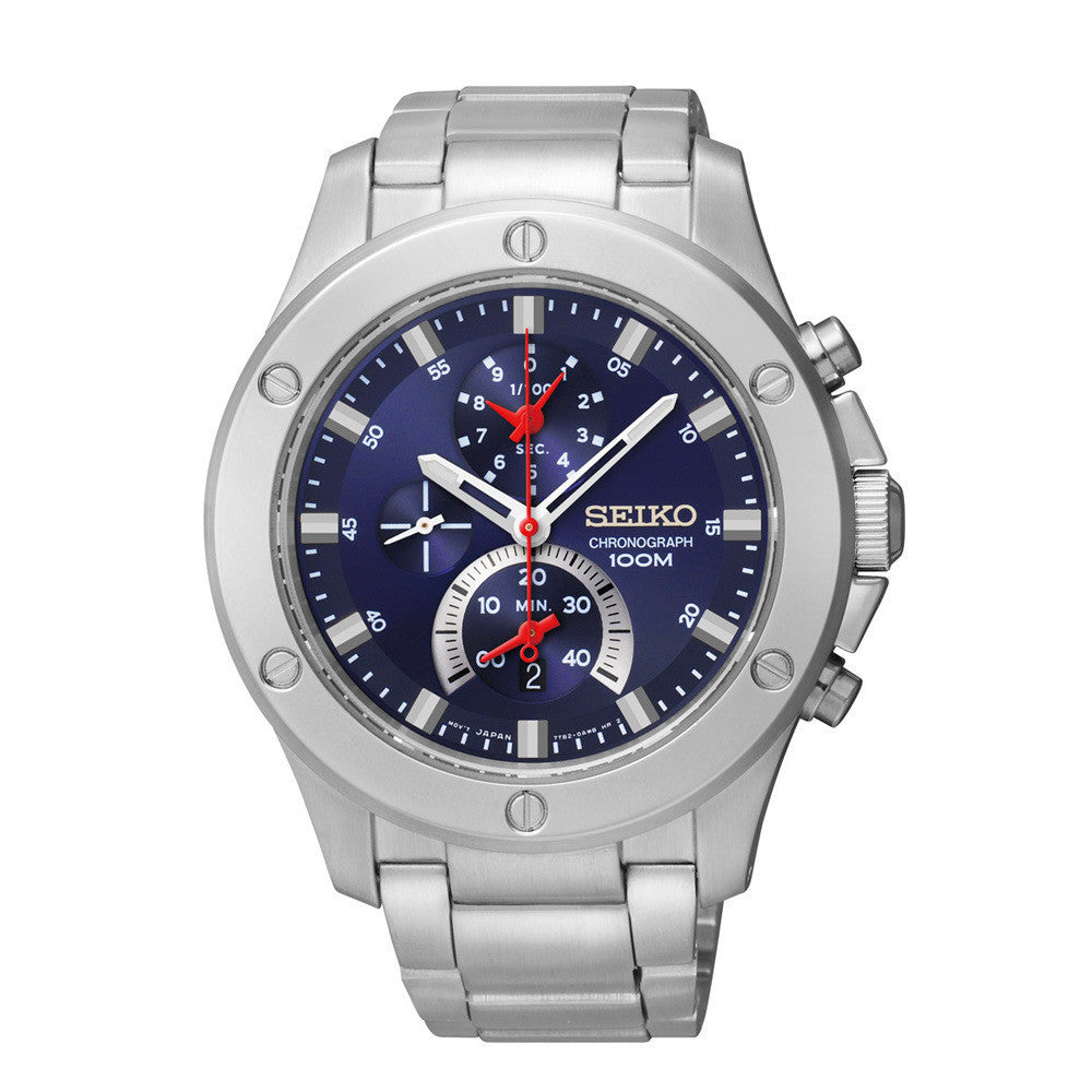 Seiko Quartz SPC093P1 Watch (New with Tags)