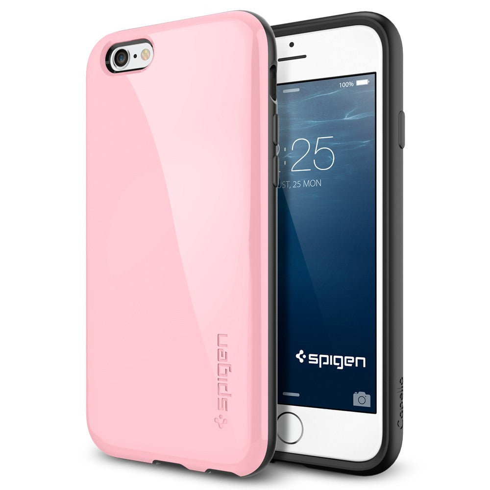 Spigen Capella Series Case for IPhone 6 (4.7 inches) Sherbet Pink